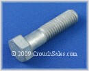 Galvanized Hex Bolts