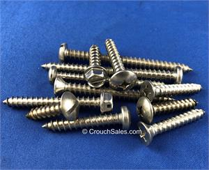 Self Tapping Screws Stainless Steel SS