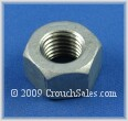 A325 Heavy Nuts, Galvanized