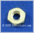 Brass Machine Hex Nuts