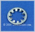 Stainless Internal Tooth Lock Washers