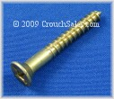 Brass Phillips Flat Head Wood Screws