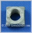 Galvanized Square Nuts