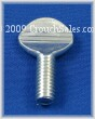 Thumb Screws Zinc Plated