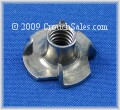 T Nuts Stainless