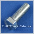 Hex Bolts-Hex Cap Screws in longer sizes are not fully threaded.